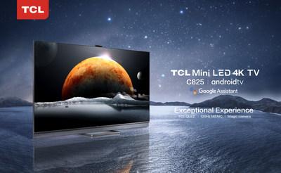 (PRNewsfoto/TCL Electronics)