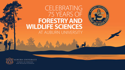 Celebrating 75 years of forestry and wildlife sciences at Auburn University