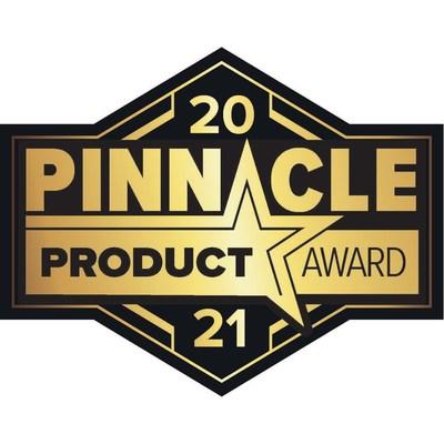 Pinnacle Product Award Winner